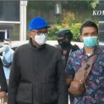 KPK OTT Gubernur Sulawesi Selatan Nurdin Abdullah