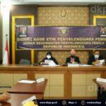 DKPP Akan Sidangkan Dua Perkara Di Kota Palembang