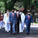 Jokowi Lantik Gubernur-Wagub Sumbar, Kepri & Bengkulu