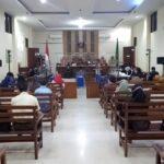 Ustadz Burhanudin Eks Ketua Baznas Kabupaten Disebut Dalam Sidang Korupsi Lampung Selatan