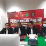 Sidang Online, JPU Kejari Cibadak Tuntut 14 Terdakwa (WNI & WNA) Kasus Narkoba & TPPU