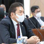 Mahfud MD & ST Burhanudin Menghadiri The 14th UN Congress On Crime Prevention & Criminal Justice Di Kyoto