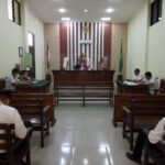 Praperadilan David Sihombing Dinyatakan Gugur