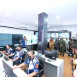 28 Pelanggar Lalin Pasca 3 Hari E-TLE Berlaku Di Bandar Lampung