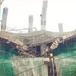 Proyek Lampung City Super Block Ambrol, Memakan Korban Jiwa