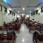 Terdakwa Korupsi Sekwan DPRD Tuba Nangis, Saat Bacakan Pledoi Karena Ingat Ketiga Anaknya