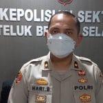 Kapolsek TBS : Pastikan Panggil PT Nusa Raya Cipta Terkait Bangunan Ambruk Lampung Bay City