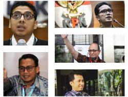 Lima Calon Pimpinan KPK Masa Depan: Febri, Novel, Ali Fikri, Uceng hingga Yusdianto