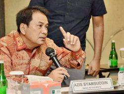 KPK Nilai Pernyataan MAKI Tak Tepat, Penyidik Disebut Tetap Periksa Aziz Syamsudin
