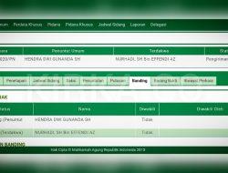 Jaksa Banding Vonis Korupsi Sekwan DPRD Tulangbawang