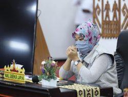 Wagub Lampung Chusnunia Chalim Kirim Surat ke Pengadilan Dalil Kenapa Ia Mangkir