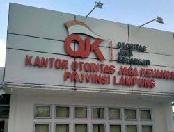 OJK Jawab Soal Pencairan Dana Nasabah di Bank Waway Terkait Pinjaman Honorer BPBD Bandar Lampung