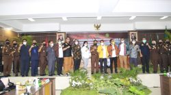 Kasus Korupsi yang Dibahas Ketika Komisi III Kunker di Kejati Lampung