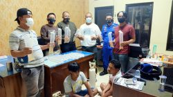 Polda Lampung Amankan Sindikat Benih Lobster Asal Pesisir Barat
