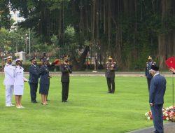 Panglima TNI : Perwira Adalah Mercusuar dalam Sikap dan Tindakan