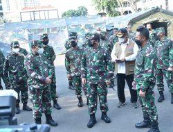 Panglima TNI Sidak Rumkitlap TNI AD, AL dan AU di Jakarta