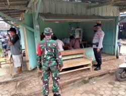 Kodim 0429 Lampung Timur Gencar Operasi Yustisi Pendisiplinan Prokes