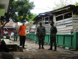 Dandim 0429 Lampung Timur Tinjau Serbu Vaksinasi Lanjutan