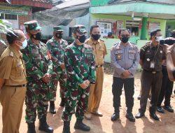 Ketua Tim II Satgas Covid-19 Lampung Timur Lakukan Sosialisasi dan Monitoring