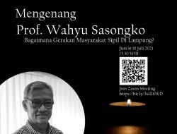 WALHI, LBH dan AJI Bandar Lampung Collab Buat Diskusi Publik