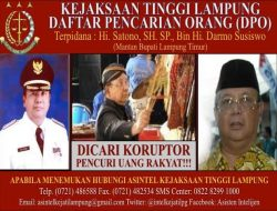 MAKI Anggap Kejaksaan Main-main di Pengejaran DPO Koruptor Asal Lampung