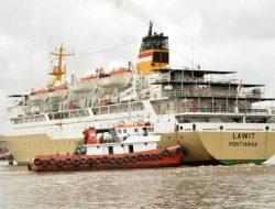 Kapal Motor Jadi Tempat Isolasi Pasien Covid-19 Untuk Lampung dan Makassar