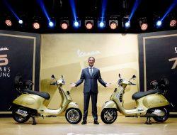 Vespa Primavera 150 cc dan GTS 300 cc, Edisi Terbatas Perayaan 75 Tahun Vespa