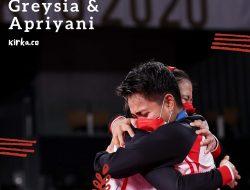 Emas Pertama Indonesia di Olimpiade Tokyo 2021