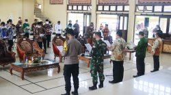 Pemkab Lampung Timur Gelar Rakor DeklarasiPeduli Pencegahan Covid-19