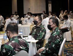 Korem 043 Gatam Andil Dalam Musrenbang PRPJM Lampung