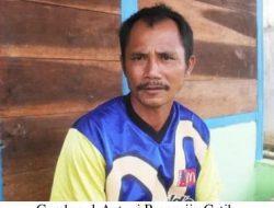 Pengrajin Cetik Asal Kabupaten Lampung Barat