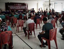 Polda Lampung Rangkul GAMKI Sukseskan Vaksin Merdeka