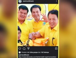 Instagram Azis Syamsudin Diserbu Netizen