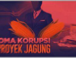 Daftar Jaksa Perkara Korupsi Benih Jagung Lampung