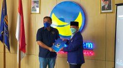 Herman HN Resmi Jabat Ketua NasDem Lampung