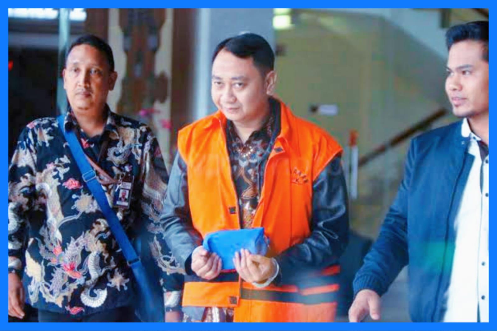 Putusan PK Agung Ilmu Mangkunegara Diterima KPK