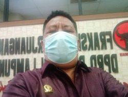 DPRD Menyoroti Kadisdik Lampung Digugat Kredit Khusus PNS
