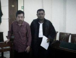 Farizal Bardi Zaini Berhalangan Hadir, Pemeriksaan Ditunda