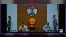 KPK Tetapkan Akbar Tandaniria Mangkunegara Tersangka