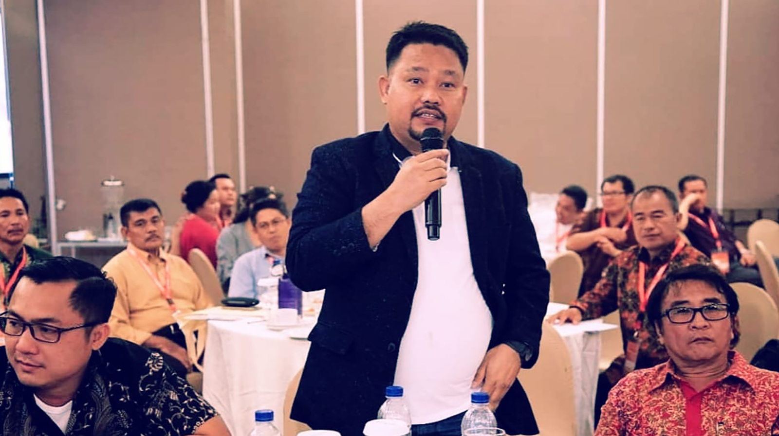 Ilham Mendrofa di Pusaran Korupsi Jagung Lampung