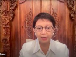 Retno: Arab Saudi Buka Jamaah Umrah Indonesia